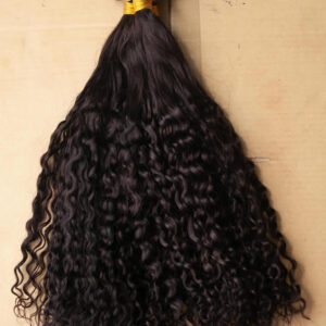 Indian Pixie Curls -100% Indian Coils 22 Inches