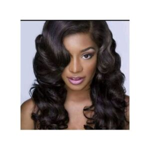 Sleek And Soft Malaysian Body Waves Hair With -Color 2