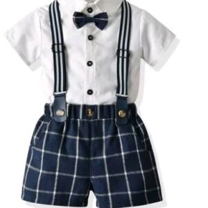 Infant New Baby Boy Cloth; Shorts Sleeve Top and Short 6 -18 months