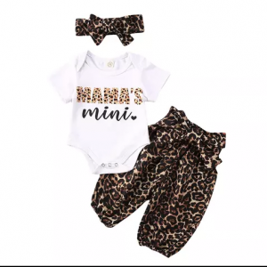 Baby Summer Clothing For Infants; 1-2years